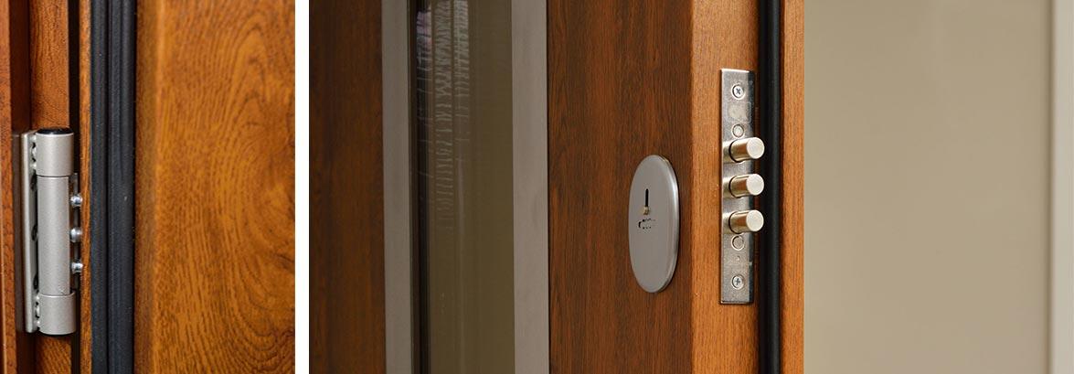 дверь металлическая 2100 80